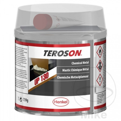 TEROSON UP 130 Polyester Body Filler 321g